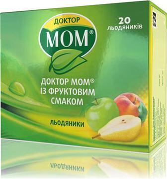 Доктор Мом Фрукты паст №20