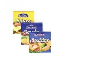 Сыр плавленый тостовый, LACTIMA, 130г