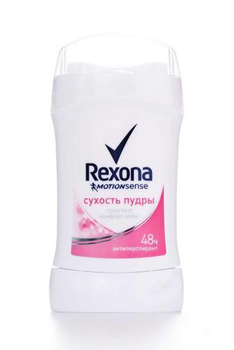 Антиперспирант Rexona стик женский Сухость пудры, 40мл