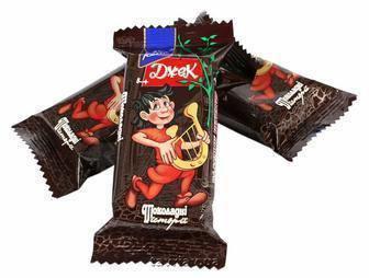 Цукерки Шоколадні історії Джек Конті 1кг