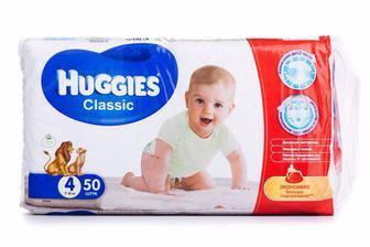Подгузники Huggies Classic 3,4,5 р