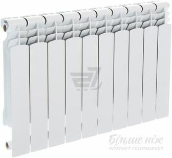 Радіатор алюмінієвий Evro-Termo 500/96