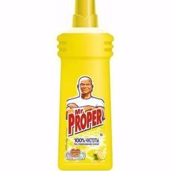 Засоби для прибирання Mr.Proper