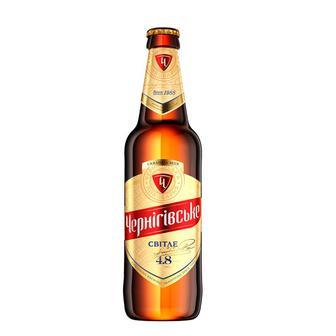 Пиво світле Чернігівське 0,5 л