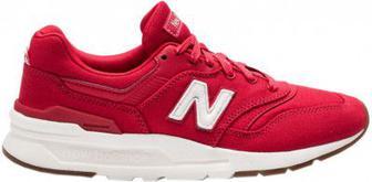 Кросівки New Balance Model 997 червоні, чоловічі