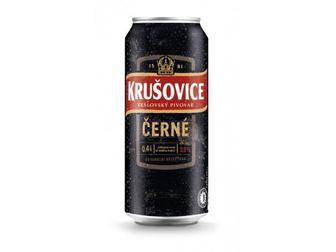 Пиво Krusovice Cerne 0,5 л