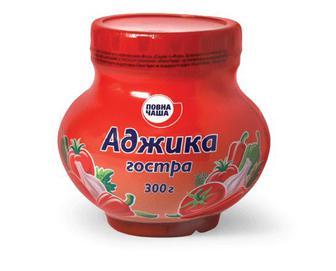 Аджика гостра «Повна Чаша»® 300г