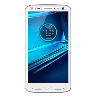Motorola Droid Turbo 2 32GB (White Soft-Grip) (Refurbished)