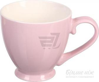 Чашка на ніжці Nice Pink 400 мл Fiora