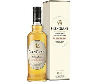 Виски Glen Grant The Major`s Reserve 0.7л