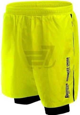 Шорти Boxeur Des Rues BXT-1617 р. M жовтий