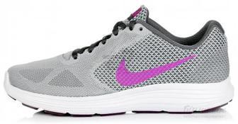 Кросівки Nike REVOLUTION 3 819303-009 р. 8.5 сірий