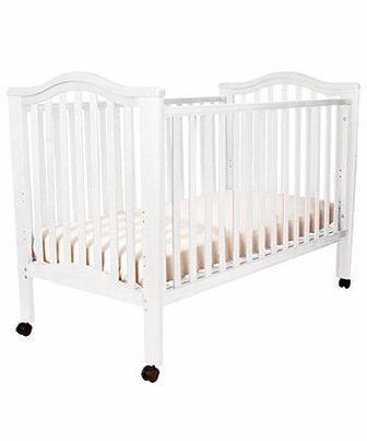 Дитяче ліжечко Аltay - біле від Mothercare