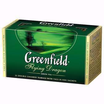 Чай пакетований Greenfield