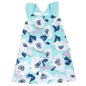 Платье Flamingo