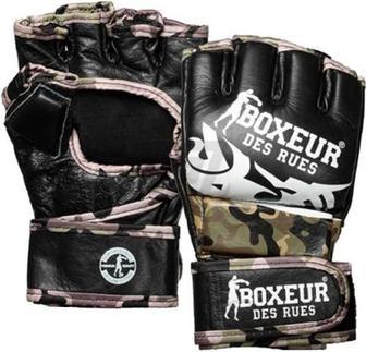 Рукавички для MMA Boxeur BXT-5135 р. L камуфляж