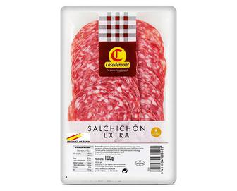 Ковбаса Casademont Salchichon Extra Loncheado, 100г