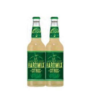 Пиво Hardmix citrus, Hardmix lemon+ginger Оболонь 0,5л