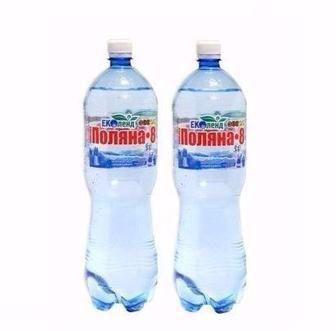 Вода мінеральна Поляна Квасова-8 Еколенд