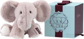 М'яка іграшка Kaloo Les Amis Слон в коробці 19 см K969299