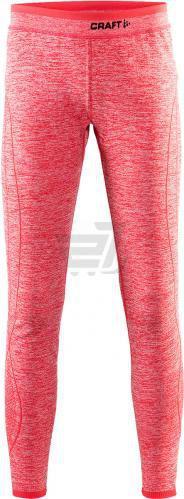 Скидка 30% ▷ Термоштани Craft Active Comfort Pants Junior 1903778-B452 134/140 рожевий