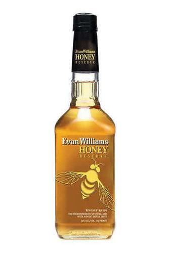 Скидка 40% ▷ Виски Evan Williams Honey Reserve 0.75л