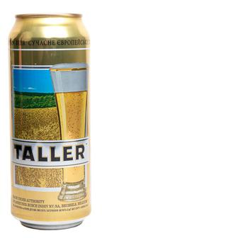 Пиво «TALLER», 0.5л