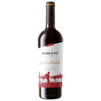 Вино біле напівсолодке ШАТО Д`АРСІ або червоне ШАТО ЛАРОШ KOBLEVO 0.75 л