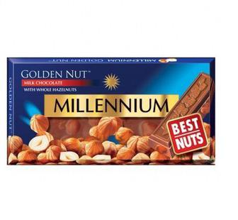 Шоколад Міленіум Голд 100г