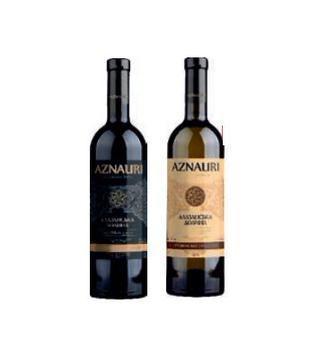 Вино Азнаурі  Піросмані/Сапераві/Марджані/ Гурамі 0,75л