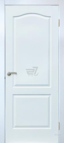 Дверне полотно ПВХ ОМіС Класика ПГ 700 мм білий структурний