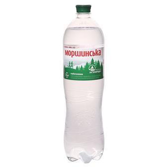 Вода слабогазована Моршинська 1,5л