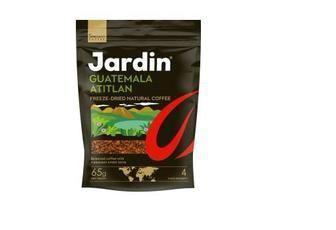 Кава Colombia Medelin, Guatemala Atitlan розчин. м/у 65г, Jardin