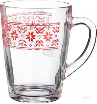 Чашка Український мотив 300 мл Danore