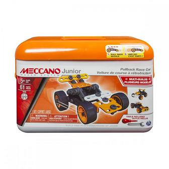 Конструктор Race Car Meccano Junior 61 деталь (6027021/2)