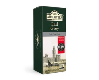 Чай Ahmad Tea Earl Grey, 25×2г