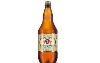 Пиво «Свіжий розлив» світле «Перша приватна броварня» 1,3 л