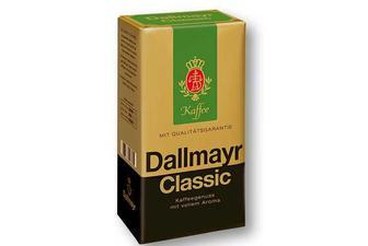 Кава Classic мелена, 80% арабіка, 20% робуста Dallmayr 250 г