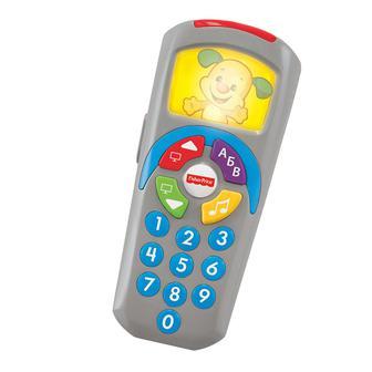 Интерактивная игрушка Умный пульт Fisher-Price (DLM07)