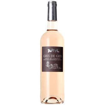 Вино рожеве сухе Gris de Gris Sable de Camargue Dune 0.75л