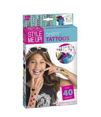 Набор для творчества Tattoos Style Me Up (00551)