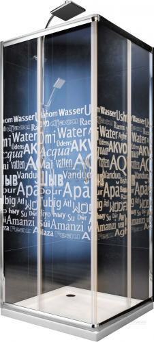 Душова кабіна Aquaform Nigra 90 101-40072