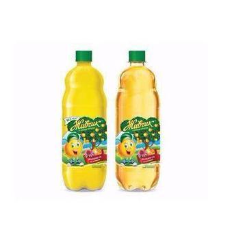 Напій Живчик Яблуко газований/негазований/Лимон 1 кг
