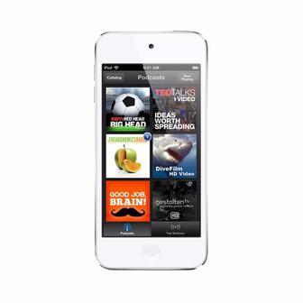 МР3 плеер Apple iPod Touch 5Gen 64GB White/Silver MD721