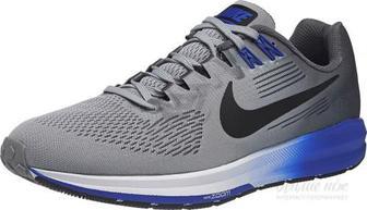 Кросівки Nike Zoom Structure 21 904695-003 р.11 сірий