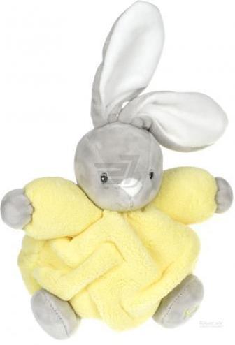 М'яка іграшка Kaloo Neon Кролик жовтий в коробці 18.5 см K962318