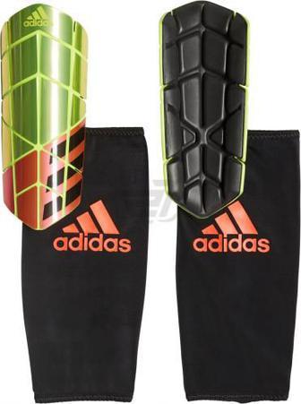 Щитки футбольні Adidas CW9709 X PRO р. M чорний