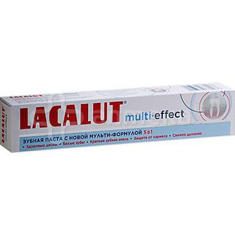 LACALUT Multi-effect зубная паста 75мл