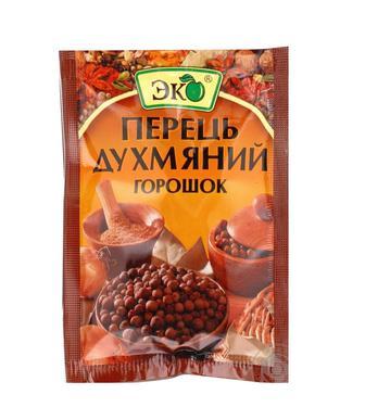 Перець Духмяний горошок 20г Эко