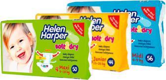 Підгузники HelenHarperSoft&Dry